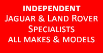 Independent Jaguar and Land Rover Specialists